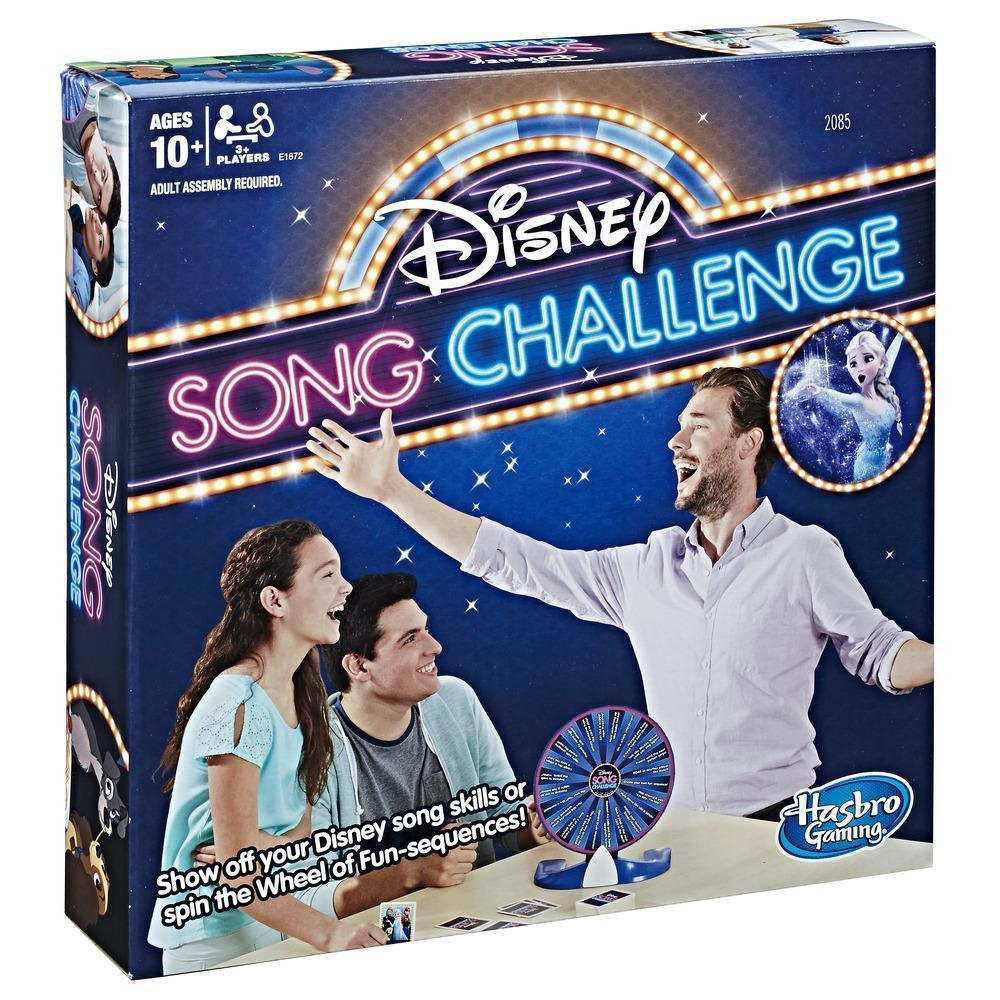 Song Challenge Game