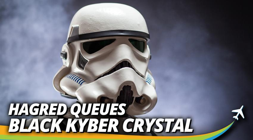 Black Kyber Crystal