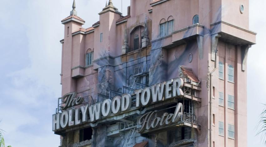 Disney's Tower Of Terror