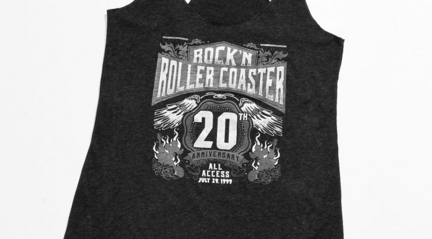 Rock 'N' Roller Coaster Merch
