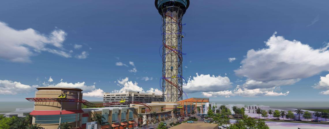 Trouble for Skycoaster